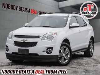 Used 2014 Chevrolet Equinox FWD 4dr LT w-2LT for sale in Mississauga, ON