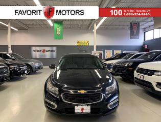 Used 2016 Chevrolet Cruze Limited LT *CERTIFIED!*|BACKUP CAM|SIRIUSXM|+++ for sale in North York, ON