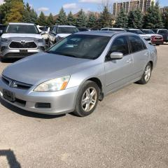 Used 2006 Honda Accord Sdn EX-L for sale in Whitby, ON