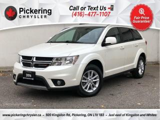 Used 2016 Dodge Journey SXT for sale in Pickering, ON