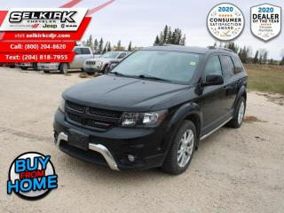 Used 2015 Dodge Journey Crossroad - Leather Seats for sale in Selkirk, MB