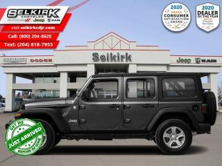 New 2021 Jeep Wrangler 80th Anniversary for sale in Selkirk, MB