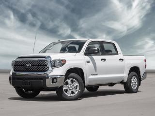 New 2021 Toyota Tundra 4X4 CrewMax SR5 for sale in North Bay, ON