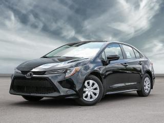 New 2020 Toyota Corolla L CVT for sale in North Bay, ON