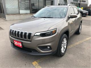Used 2019 Jeep Cherokee NORTH 4X4 for sale in Hamilton, ON