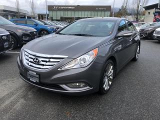 Used 2011 Hyundai Sonata 2.0T Limited, 1 OWNER LOCAL for sale in Port Coquitlam, BC