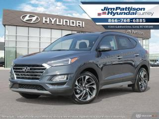 New 2021 Hyundai Tucson Ultimate for sale in Surrey, BC