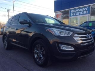 Used 2016 Hyundai Santa Fe Sport Luxury - AWD - Sunroof - Bluetooth for sale in Cornwall, ON