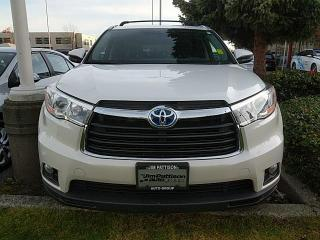 Used 2016 Toyota Highlander HYBRID XLE for sale in North Vancouver, BC