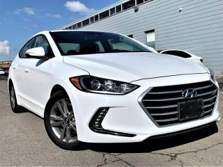 Used 2017 Hyundai Elantra ALLOYS|HEATED SEATS|CRUISE CONTROL|BLIND SPOT! for sale in Brampton, ON