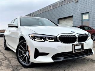 Used 2020 BMW 3 Series 330i X DRIVE |SUNROOF|DIGITAL CLUSTER|NAVI|ALLOY|REAR VIEW! for sale in Brampton, ON