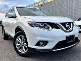 Used 2015 Nissan Rogue PUSH START|HEATED SEATS|ALLOYS|MOON ROOF! for sale in Brampton, ON