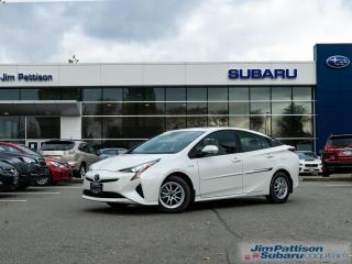 Used 2018 Toyota Prius TECHNOLOGY for sale in Port Coquitlam, BC