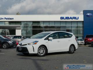 Used 2018 Toyota Prius V Base for sale in Port Coquitlam, BC