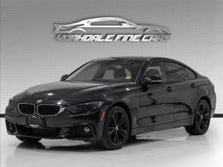 Used 2016 BMW 4 Series 435i xDrive Gran Coupe M Sport,Red Int, HUD, Nav for sale in Concord, ON