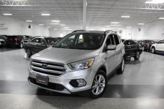 Used 2017 Ford Escape SE I NO ACCIDENTS I HEATED SEATS I REAR CAMERA I BLUETOOTH for sale in Mississauga, ON