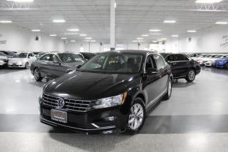 Used 2016 Volkswagen Passat TSI NO ACCIDENTS I HEATED SEATS I REAR CAM I POWER OPTIONS for sale in Mississauga, ON