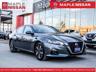 Used 2020 Nissan Altima SV AWD Blind Spot Apple Carplay Moonroof Rear Cam for sale in Maple, ON