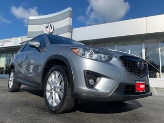 Used 2015 Mazda CX-5 GT AWD LEATHER SUNROOF NAVI CAMERA for sale in Langley, BC