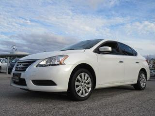 Used 2014 Nissan Sentra S / ONE OWNER for sale in Newmarket, ON