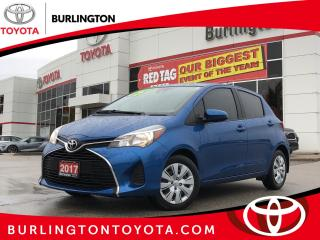 Used 2017 Toyota Yaris LE HATCHBACK for sale in Burlington, ON