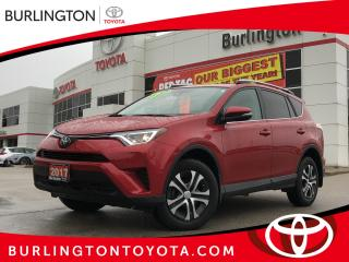 Used 2017 Toyota RAV4 LE AWD for sale in Burlington, ON
