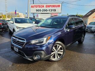 Used 2018 Subaru Outback Limited w/Eyesight 3.6R Navigation/Leather/Camera for sale in Mississauga, ON