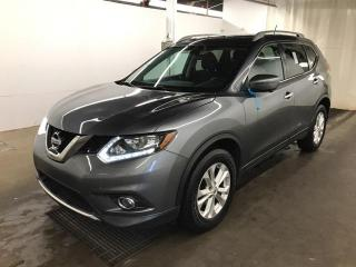 Used 2016 Nissan Rogue SV AWD w/Technology Pkg Navigation/360 Cam/Pano Sunroof for sale in Mississauga, ON