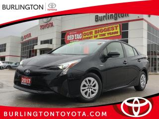 Used 2017 Toyota Prius One for sale in Burlington, ON