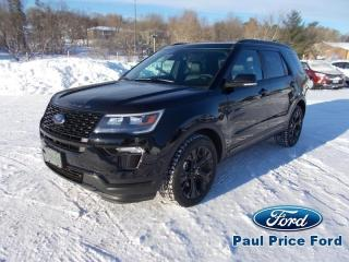 New 2019 Ford Explorer SPORT AWD for sale in Bancroft, ON