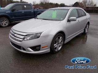 Used 2010 Ford Fusion Sport V6 AWD for sale in Bancroft, ON