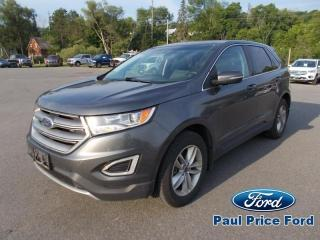 Used 2016 Ford Edge SEL AWD for sale in Bancroft, ON