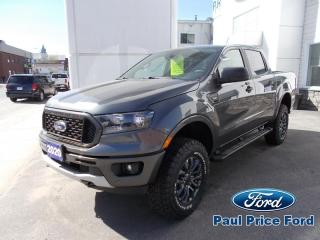 New 2020 Ford Ranger Sport Super Crew 4X4 for sale in Bancroft, ON