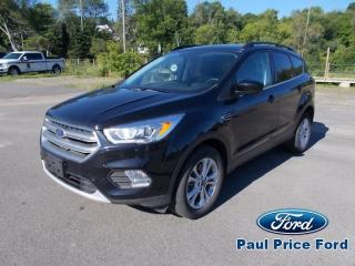 Used 2017 Ford Escape SEL AWD for sale in Bancroft, ON