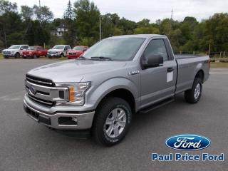 New 2020 Ford F-150 XLT Regular Cab 4x4 for sale in Bancroft, ON