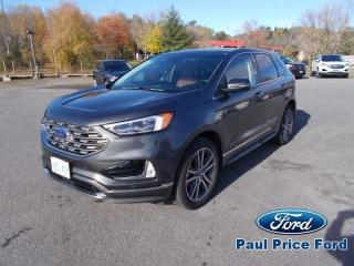 Used 2019 Ford Edge Titanium AWD for sale in Bancroft, ON