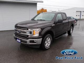 New 2020 Ford F-150 XLT Supercab 4X4 for sale in Bancroft, ON