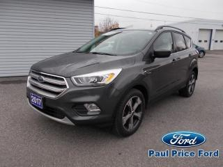 Used 2017 Ford Escape SE AWD for sale in Bancroft, ON