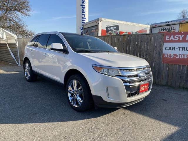 2011 Ford Edge Limited Great Kilometers, fully loaded, Call/text 519-732-7478