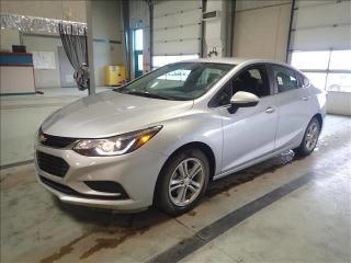 Used 2018 Chevrolet Cruze LT for sale in Saskatoon, SK