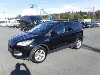 Used 2016 Ford Escape SE EcoBoost 4WD for sale in Burnaby, BC