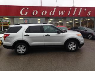 Used 2014 Ford Explorer CLEAN CARFAX! for sale in Aylmer, ON