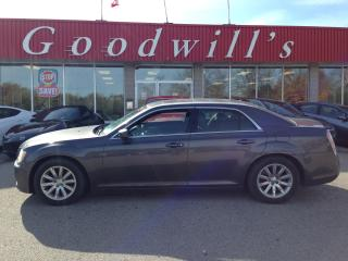 Used 2013 Chrysler 300 TOURING! CLEAN CARFAX! HEATED LEATHER! REMOTE SRT! for sale in Aylmer, ON