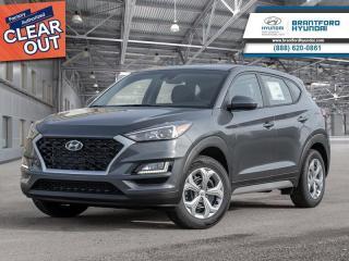 New 2021 Hyundai Tucson 2.0L Essential FWD  - Apple CarPlay - $157 B/W for sale in Brantford, ON