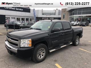 Used 2010 Chevrolet Silverado 1500 LT  LT, CREW, CAB, 4.8 V8, 4X4, CERTIFIED for sale in Ottawa, ON