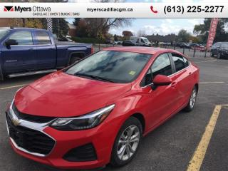Used 2019 Chevrolet Cruze LT  LT, AUTO, HTD SEATS, REAR CAMERA, RS PACKAGE for sale in Ottawa, ON