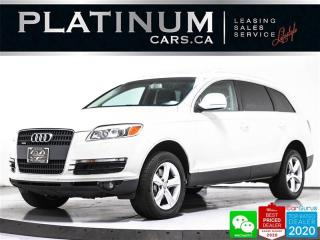 Used 2009 Audi Q7 3.6 quattro, AWD, 7 PASS, PANO, HEATED, BT for sale in Toronto, ON