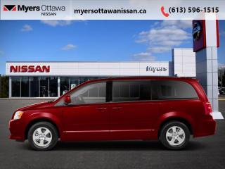 Used 2011 Dodge Grand Caravan SXT  -  Power Windows for sale in Ottawa, ON