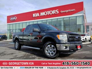 Used 2014 Ford F-150 XLT/XTR | V6| 4X4| 58K| TOW PKG| BOX LINER| BU CAM for sale in Georgetown, ON