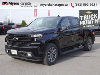Used 2021 Chevrolet Silverado 1500 RST for sale in Kanata, ON